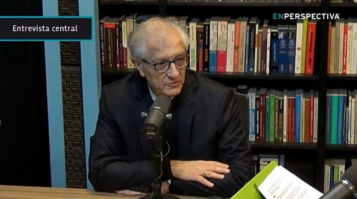 «Estamos en la segunda ola de la globalización», en la que hay perdedores «que tienen ira» y dan lugar a la aparición de «charlatanes», dice politólogo Emanuel Adler