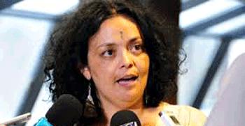 Estas situaciones tienen que denunciarse ante «autoridades competentes», dice Adriana Rovira de Inmayores
