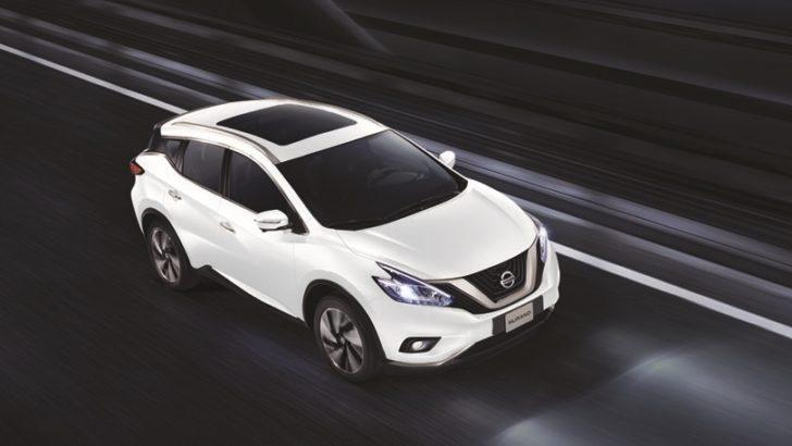 Nissan Uruguay presentó su <em>crossover Murano</em>