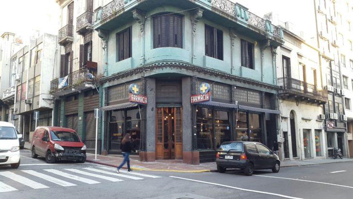 Inauguran café en antigua farmacia de Ciudad Vieja