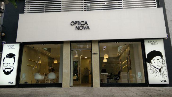 Óptica Nova se renueva en su vigésimo aniversario