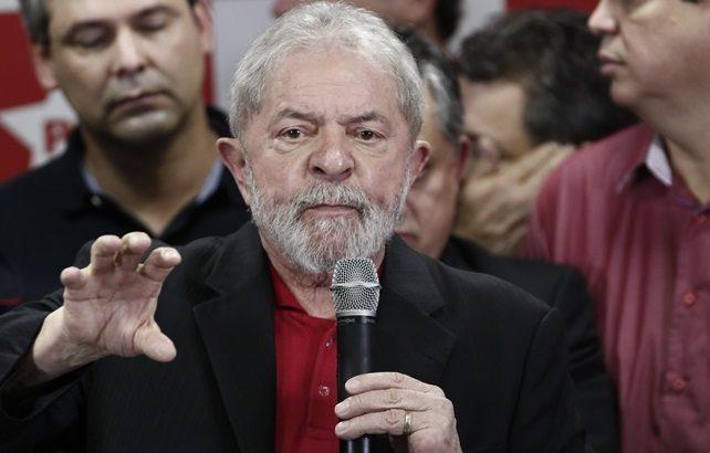 """Si Lula da Silva """"es condenado en segunda instancia"""", no podrá ser candidato presidencial en 2018"""