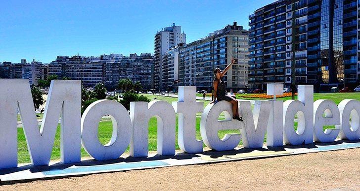 Montevideo, la ciudad uruguaya que más visitantes recibe