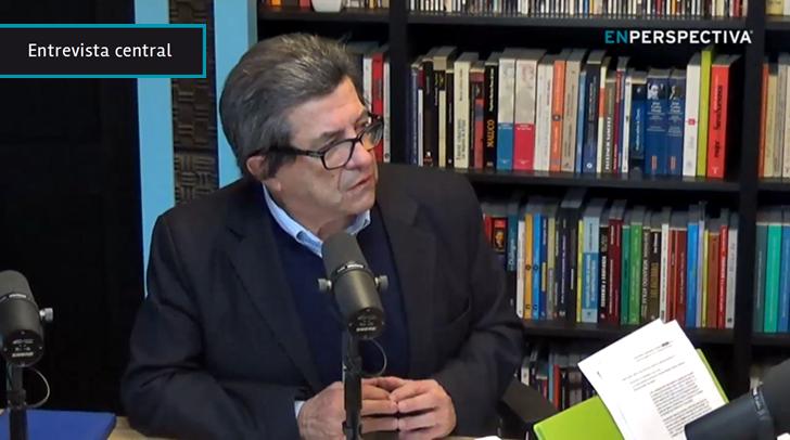 """Reforma laboral en Brasil: hay una corriente """"flexibilizadora"""" y """"antisindical"""", ante la cual Uruguay """"debe estar atento"""" para no perder competitividad, dice catedrático Juan Raso"""