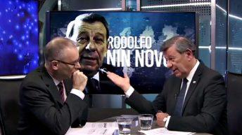 """Rodolfo Nin Novoa: """"¿Qué se pretende al final? ¿Que le declaremos la guerra a Venezuela?"""""""