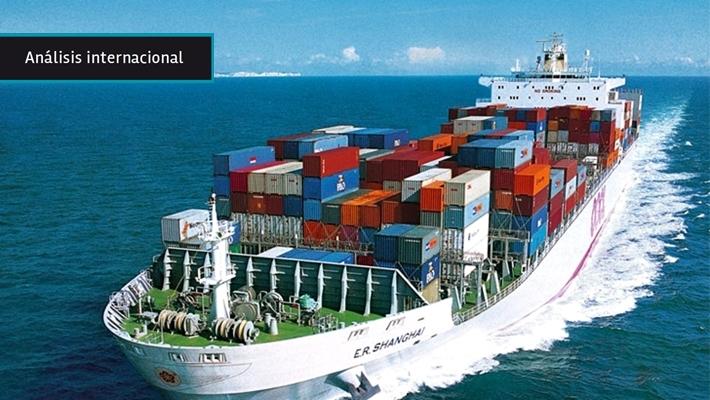 """""""El Uruguay no está siendo parte de los principales debates comerciales que hay en el mundo"""", dice el especialista en Negocios Internacionales, Nicolás Albertoni"""