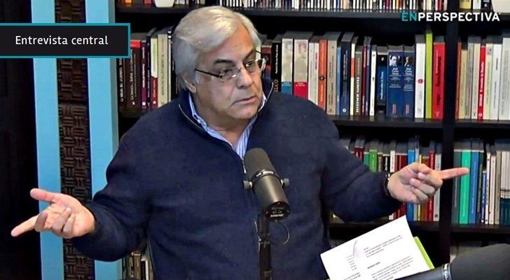 Gonzalo Mujica: «Estoy trabajando para que el próximo Gobierno no sea del Frente Amplio»