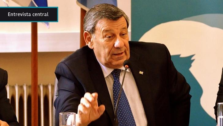 """Canciller Nin Novoa: """"El programa del Frente Amplio no es contradictorio con la integración de Uruguay a la Alianza del Pacífico, no lo excluye de ninguna manera"""""""