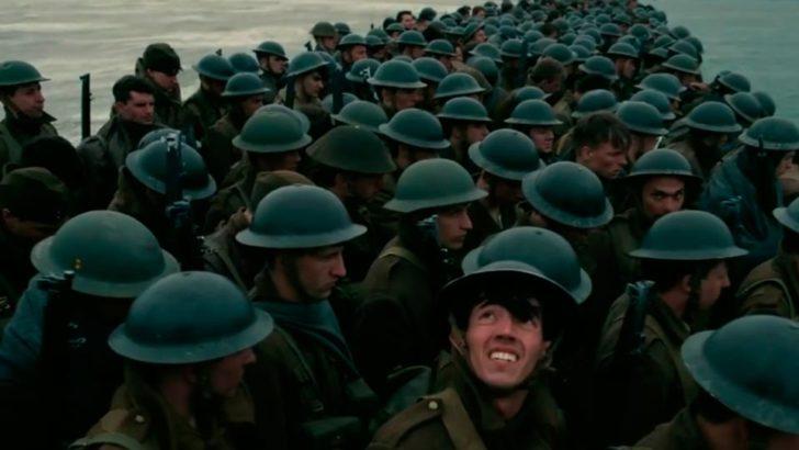 Estreno de cine: <em>Dunkerque</em>, del director Chistopher Nolan