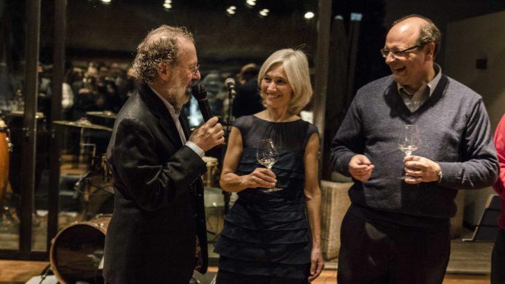 Con una fiesta diferente, Bodega Bouza presentó el Albariño 2017