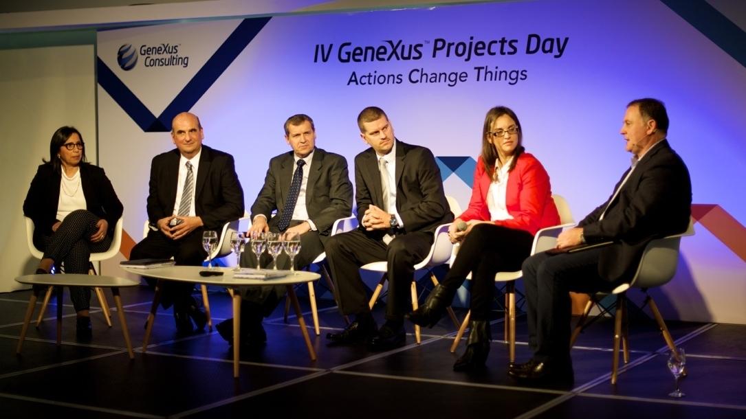 GeneXus Consulting invita al GeneXus Projects Day