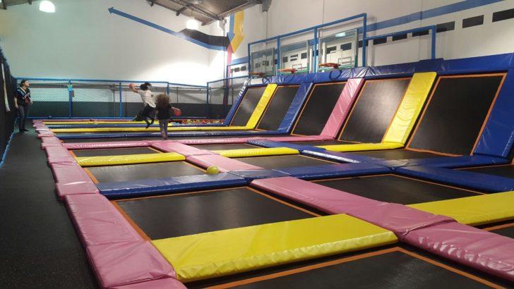 <em>Levity</em>, diversión a los saltos para grandes y chicos