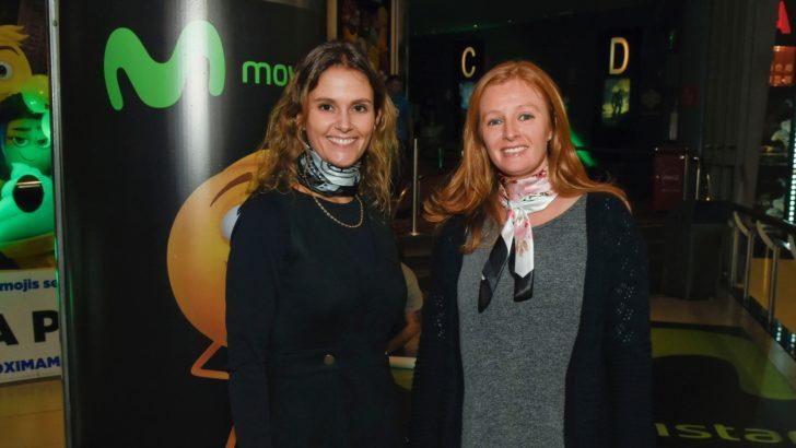 Movistar realizó la avant première de <em>Emojis, la película</em>