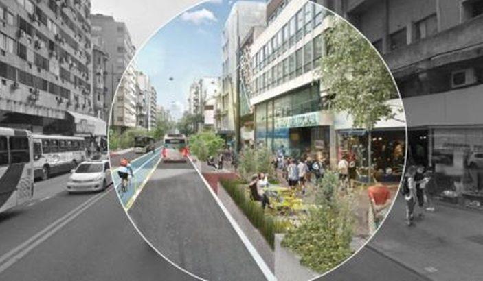 18 de Julio y su futura 'revitalización': ¿Qué opinan los ciclistas?