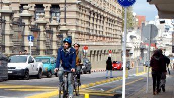 Medidas de seguridad que deben cuidar los ciclistas