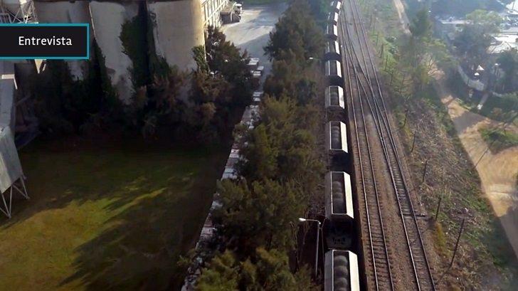 """Ferrocarril Central: """"Quisiéramos comenzar la obra entre marzo y julio de 2018"""", dice ministro Víctor Rossi"""