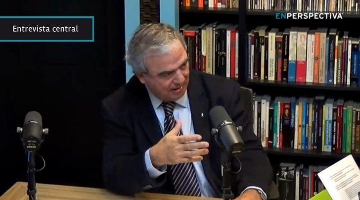 """""""El Partido Nacional va primero en las encuestas, pero no queremos pecar de exceso de optimismo"""", dice Luis A. Heber"""
