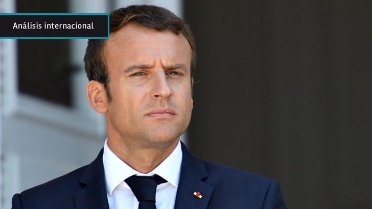 """""""Conviene no olvidar que el voto a Macron en buena medida no fue un voto de adhesión sino de rechazo a todo lo demás"""", dice Rafael Mandressi"""