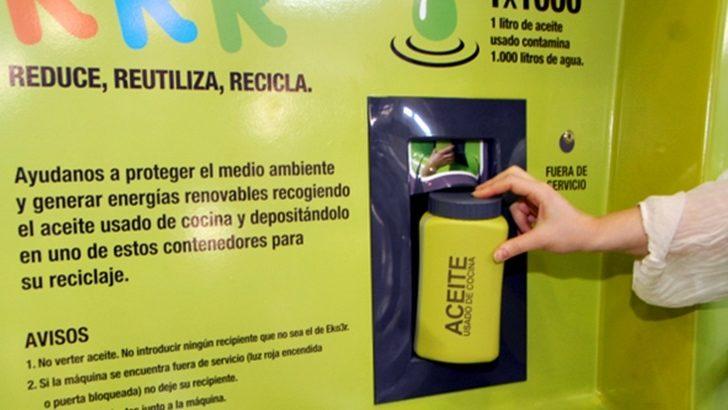 Nueva app ecológica: <em>Dónde Reciclo</em>