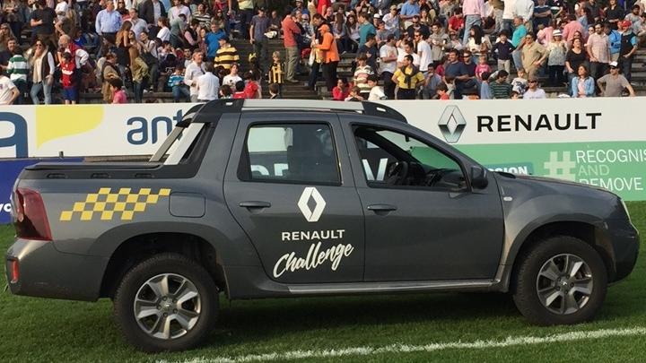 Renault y Vespa presentes enel<em>World Rugby U20 Trophy</em>