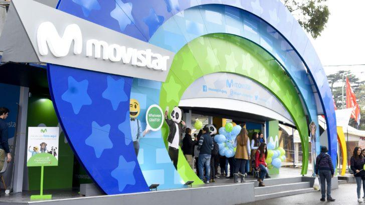 Movistar presentó sus novedades en la Expo Prado
