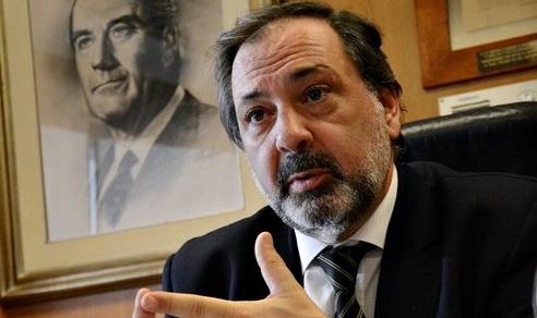 """Caso Bascou: """"Hay que ser cuidadosos cuando se trata de sustituir a una persona que eligió el pueblo"""", dice diputado Gandini"""