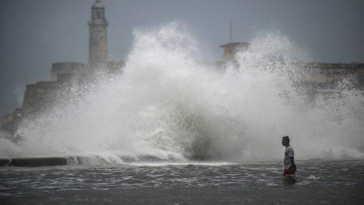 """Desde La Habana: """"La inundación fue mucho más grande de lo que esperábamos"""", explica Ileana Estévez"""