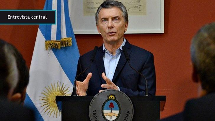 """Gobierno de Macri está """"obligado a negociar con sectores peronistas"""", por eso tendrá que """"suavizar"""" medidas socioeconómicas, dice analista argentino Rosendo Fraga"""