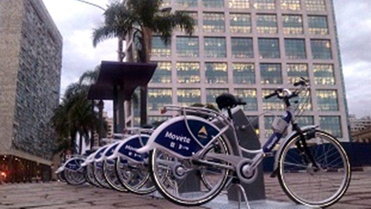 El sistema público de bicis se amplía a otros barrios de Montevideo