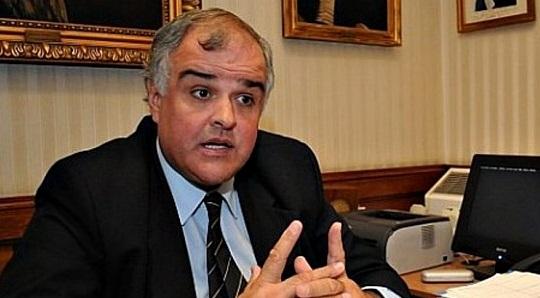 "Diputado Penadés espera que ""se reinstale la cultura del diálogo"" en Parlamento luego de renuncia de Sendic"