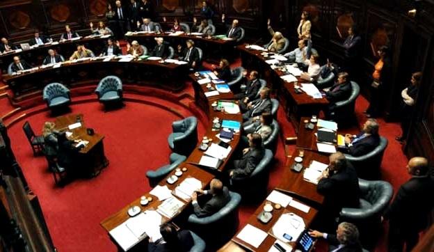 Oposición «acompañó varios artículos» del proyecto, dice senadora Passada