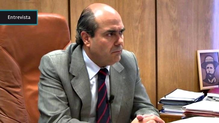 """Caso Bascou:  Manifestaciones de Lacalle Pou """"pueden poner en riesgo o modificar"""" el trabajo de la Comisión de Ética y eso """"genera molestia"""", dice diputado Abdala (AN)"""