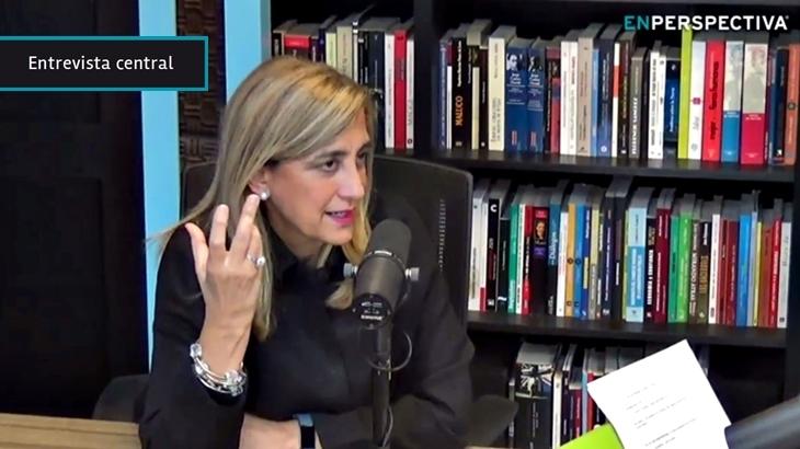 """Encuentro GeneXus: En América Latina tenemos """"una alta dosis de frustración"""" que actúa como «motor de la innovación», dice Susana García Robles, ejecutiva del BID"""