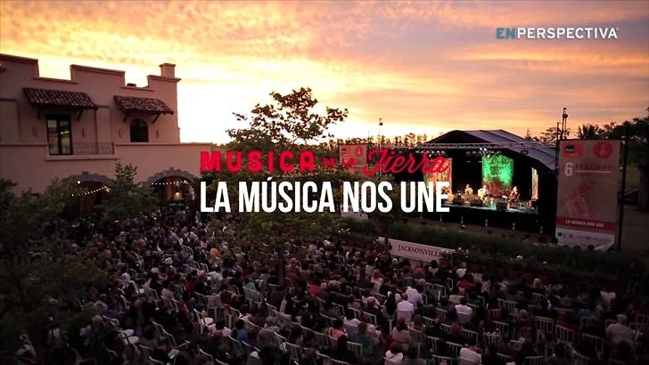 En noviembre regresa <em>Música de la Tierra</em> al Parque de Jacksonville
