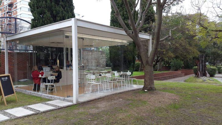 Inauguran una cafetería en un entorno muy especial