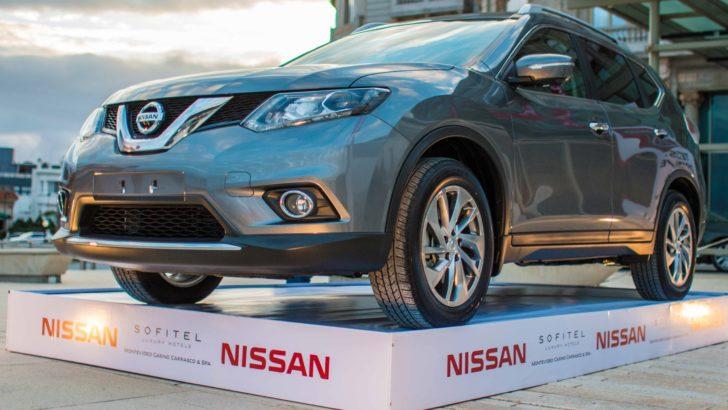 Nissan desplegará sus modelos en un nuevo fin de semana detest drive