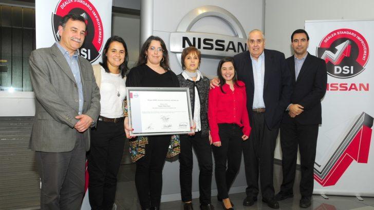 Concesionaria West Cars recibió certificación oficial en calidad de Nissan