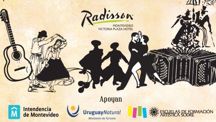 Danza en Plaza Independencia de la mano de Radisson