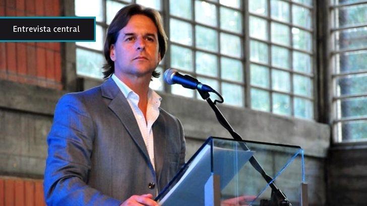 """Negociación con UPM: Gobierno tiene que informar y """"no ampararse en la confidencialidad"""" porque no hay """"muchos oferentes compitiendo"""", dice senador Luis Lacalle Pou (PN)"""