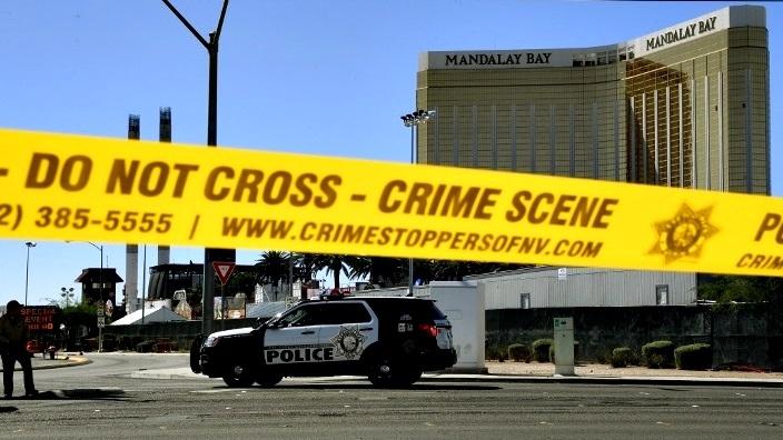 """""""De no haberse ubicado rápidamente al autor, la tragedia podría haber sido peor"""", dice periodista desde Las Vegas"""