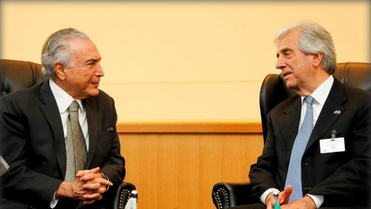 """""""Bajo el Gobierno de Temer, Brasil es un socio poco creíble"""", dice Gerardo Caetano"""