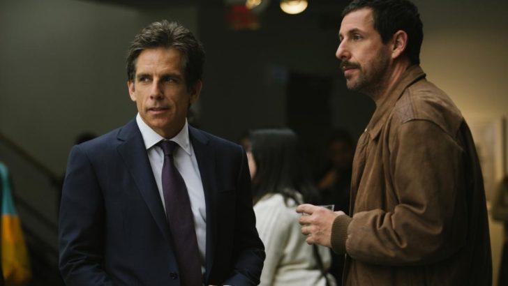 Hoffman, Stiller y Sandler, juntos en una comedia dramática de Noah Baumbach