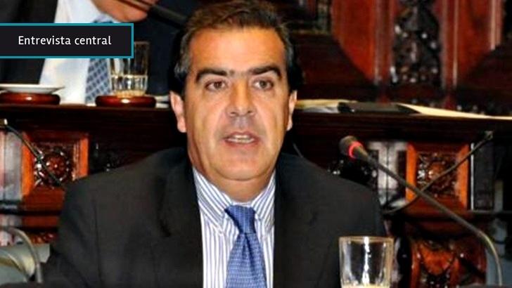 Subsidio a Sendic: «Durante estos últimos años tanto la auditoría como la Cámara de Representantes se olvidaron del artículo 77 de la Constitución», dice Francisco Gallinal (TCR)