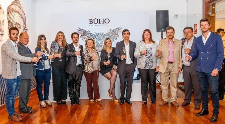Bodega Giménez Méndez presentó una línea nueva de producto Búho Microvinificaciones