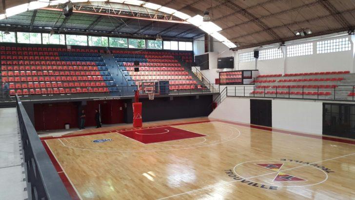 El club Trouville inauguró sus nuevas instalaciones