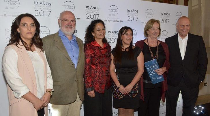 Premio L'Oréal-Unesco: Por las mujeres en la ciencia