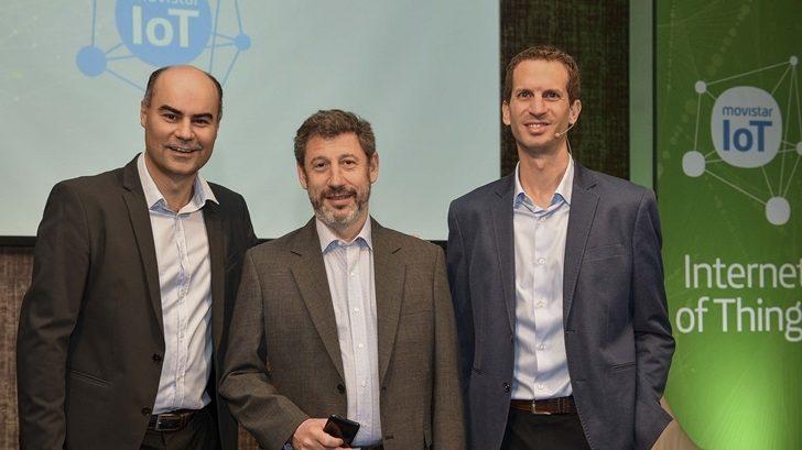 Movistar desarrolló el IoT Day
