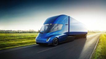 Disrupción y Tecnología: Tesla presentó un camión futurista y totalmente eléctrico