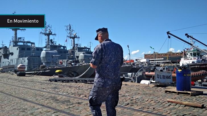 200 años de la Armada: Transmisión especial desde la Base Naval del puerto de Montevideo