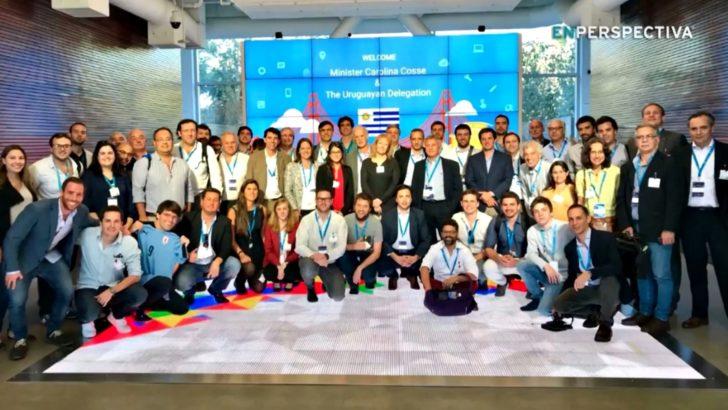 Misión uruguaya regresa de Silicon Valley con nuevos contactos y acuerdos
